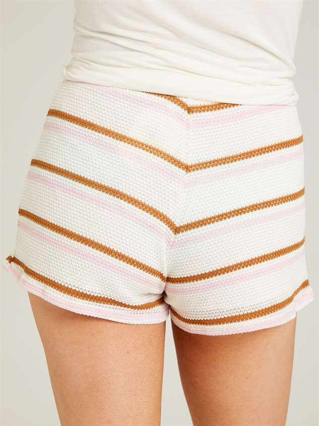 Marcy Sleep Shorts Detail 4 - Altar'd State