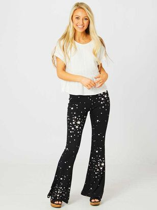 Star Flare Pants - Altar'd State