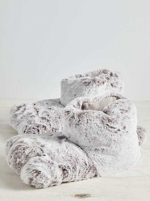 Bear Claw Slippers - Altar'd State