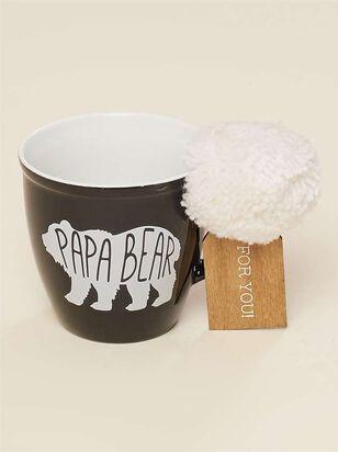 Papa Bear Mug with Gift Tag - Altar'd State