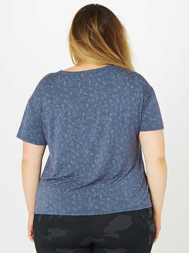 Revival Washed Tee Detail 3 - Altar'd State