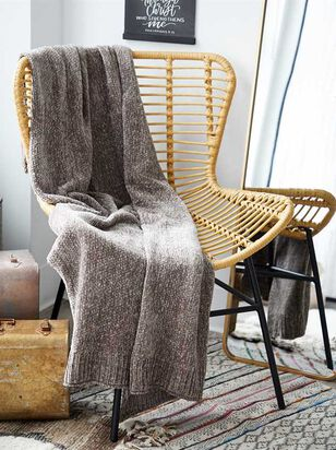 Cozy Chenille Blanket - Altar'd State