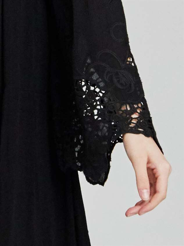 Helena Dress Detail 5 - Altar'd State