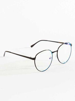 Richardson Round Blue Light Glasses - Altar'd State