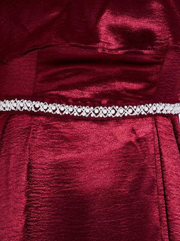 Diedra Maxi Dress Detail 4 - Altar'd State