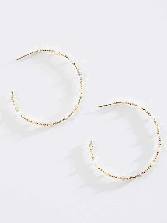 Gianna Hoop Earrings - Altar'd State