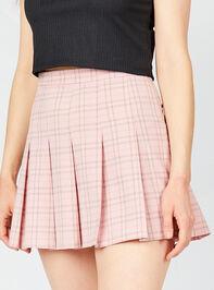 Dionne Plaid Skirt - Altar'd State