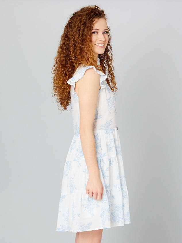 Renae Dress Detail 2 - Altar'd State