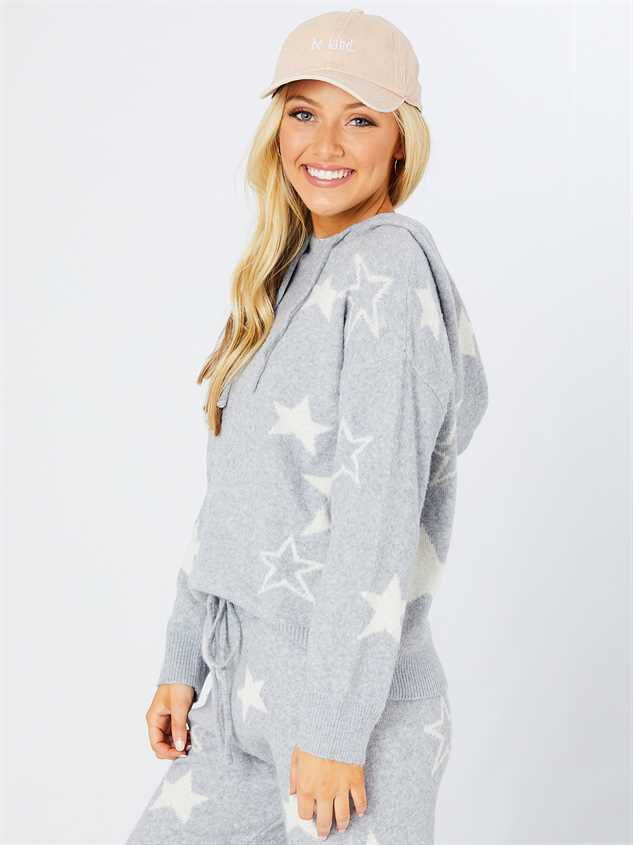 Oh My Stars Lounge Top Detail 3 - Altar'd State