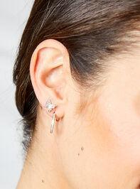 Sofi Butterfly Earring Set Detail 2 - Altar'd State