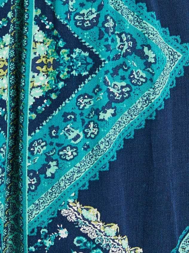 Deep Sea Dress Detail 4 - Altar'd State