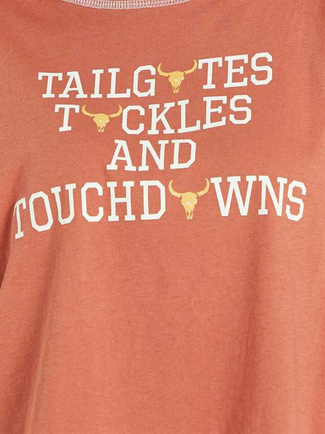 Tailgates, Tackles Texas Top Detail 4 - Altar'd State