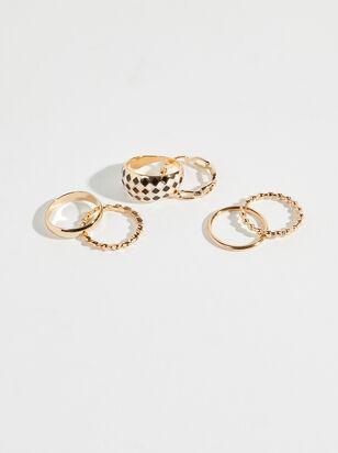 Nora Ring Set - Altar'd State