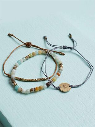 Alabama Friendship Bracelets - Altar'd State