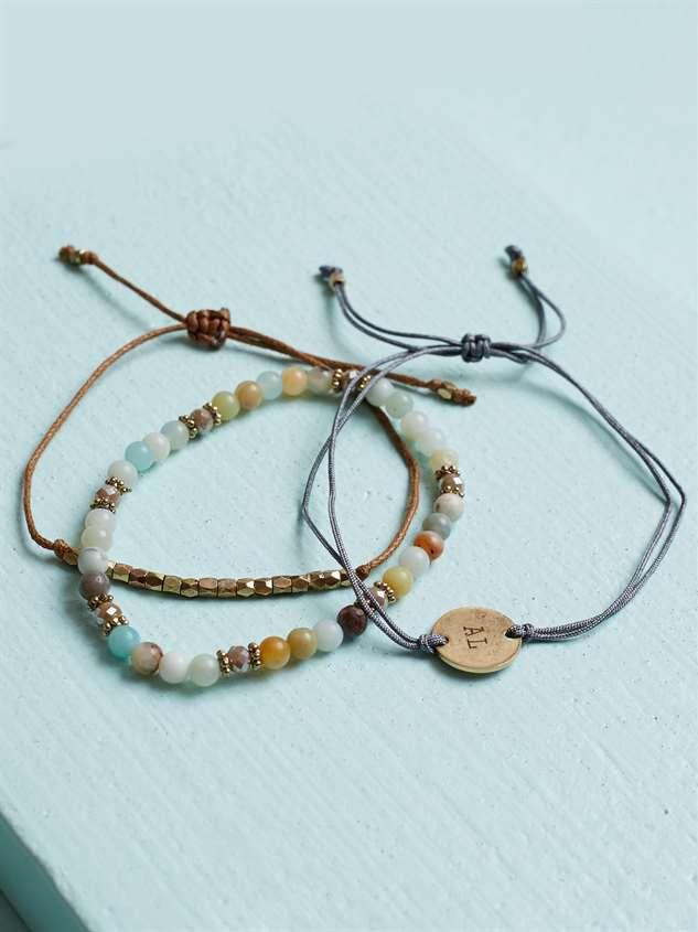 Alabama Friendship Bracelets - Altar'd State