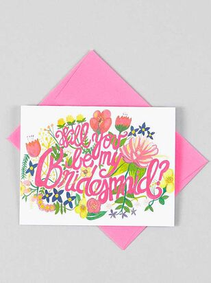Vow'd Will You Be My Bridesmaid Card - Altar'd State