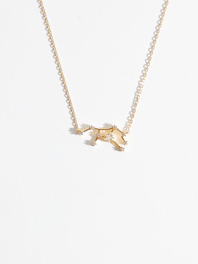 Zodiac Charm Necklace -Virgo - Altar'd State