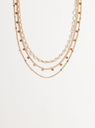 Everlyn Necklace - Altar'd State