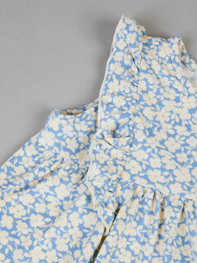 Tullabee Daisy Dress Detail 4 - Altar'd State