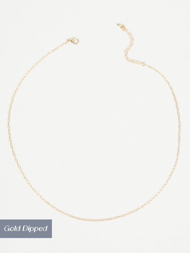 Charm'd 18K Gold 16 Inch Chain Charm Necklace - Altar'd State