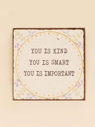 You is Kind Box Sign - Altar'd State