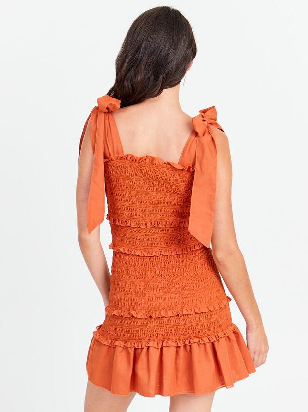 Skylar Dress Detail 2 - Altar'd State