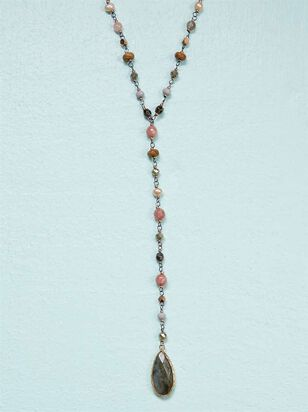 Natural Beauty Necklace - Altar'd State