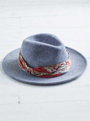 Wool Panama Hat - Altar'd State