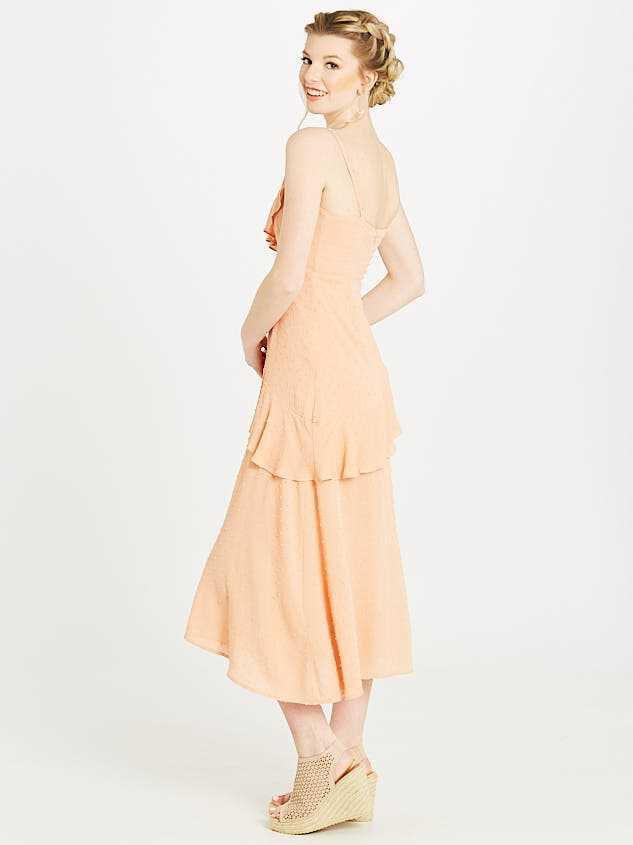 Marina Maxi Dress Detail 2 - Altar'd State