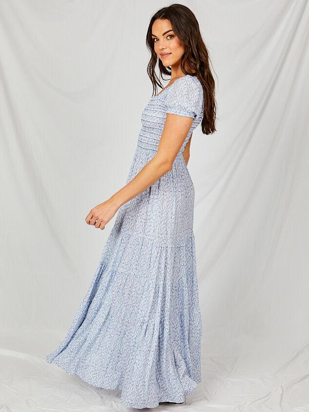 Graceland Maxi Dress Detail 2 - Altar'd State