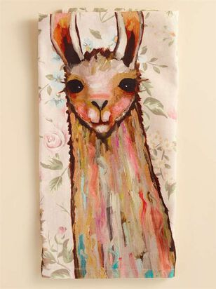 Llama and Friends Hand Towel - Altar'd State