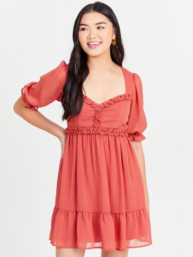 Rubie Dress - Altar'd State