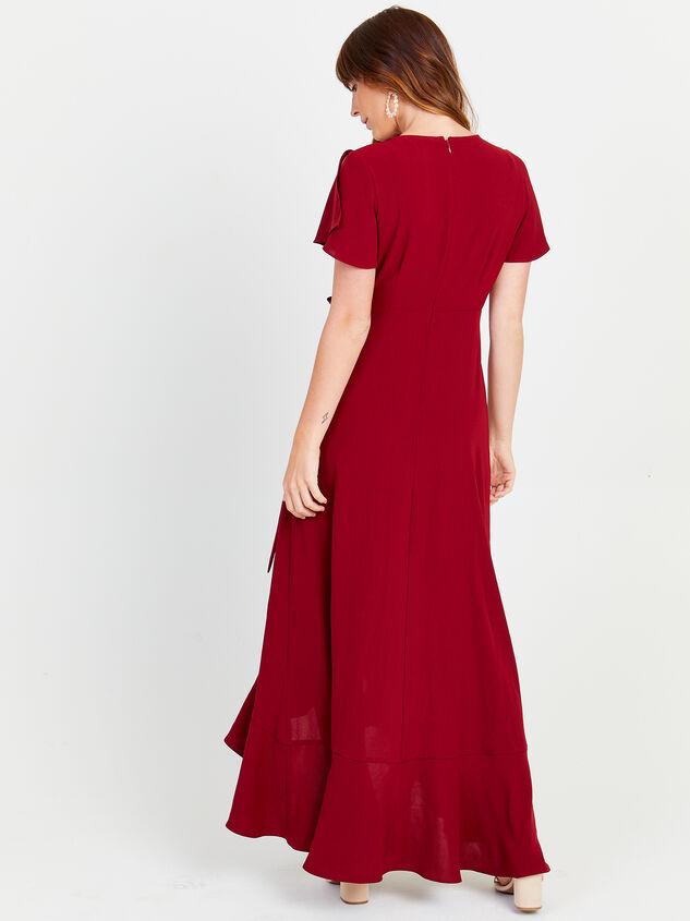 Springvale Maxi Dress Detail 3 - Altar'd State