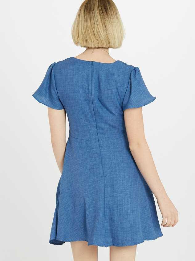 Garner Dress Detail 3 - Altar'd State