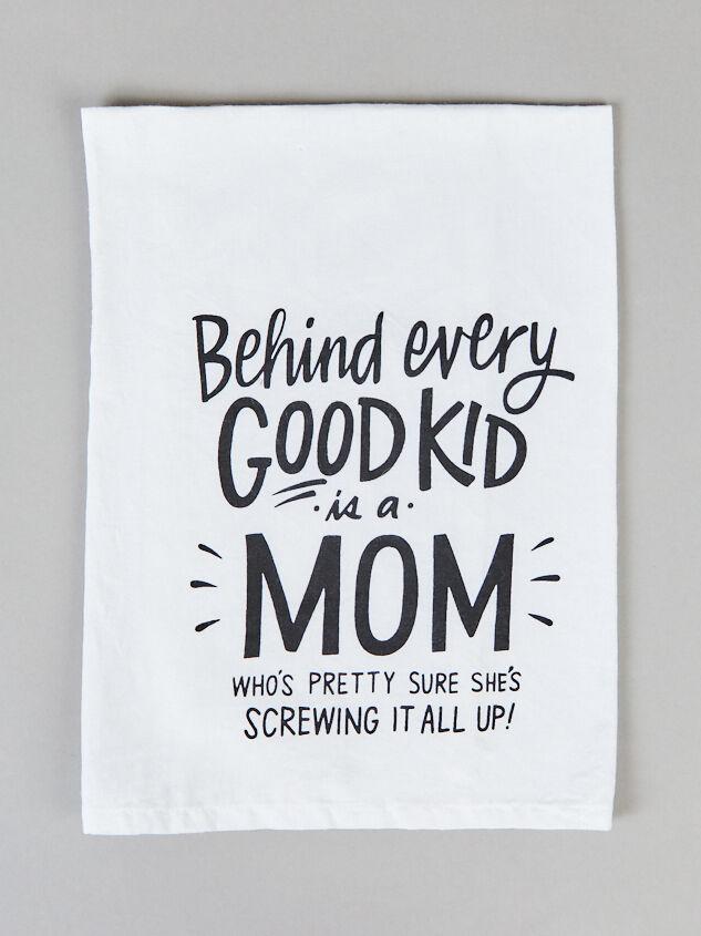 Behind Every Kid Towel - Altar'd State