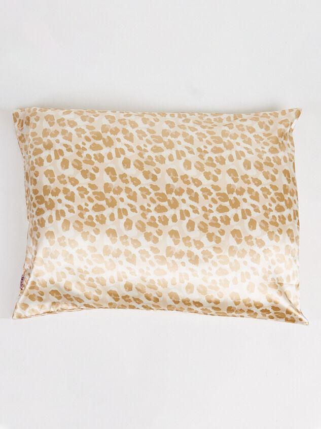 Leopard Satin Pillowcase - Altar'd State