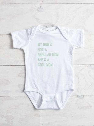 Not a Regular Mom - Cool Mom Onesie - Altar'd State