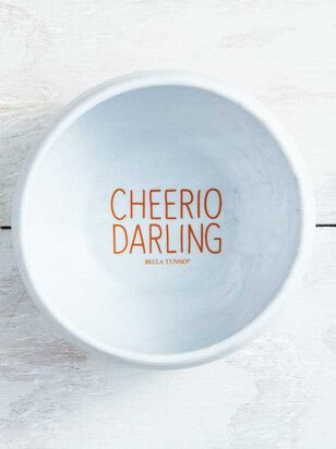 Tullabee Cheerio Darling Suction Bowl - Altar'd State