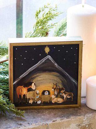 Nativity Wall Art - Altar'd State