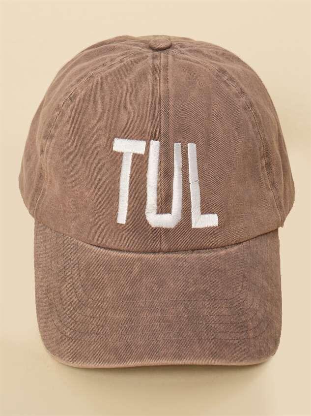 Tulsa Distressed Baseball Hat - Altar'd State