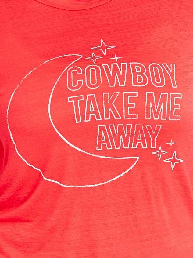 Cowboy Take Me Away Top Detail 4 - Altar'd State