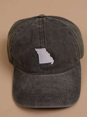 Our Home Canvas Baseball Hat – Missouri - Altar'd State