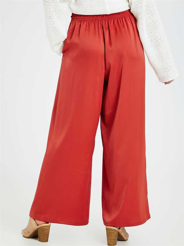 Penny Palazzo Pants Detail 4 - Altar'd State