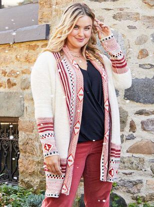 Roswell Cardigan Sweater - A'Beautiful Soul