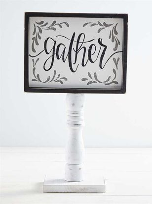 Gather Sign - Altar'd State