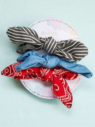 Be Your Own Kind of Creative Scrunchies - Altar'd State