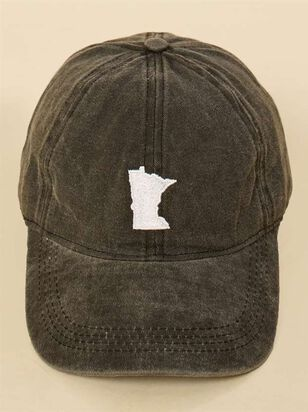Our Home Canvas Baseball Hat – Minnesota - Altar'd State