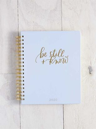 Be Still & Know 2020 Planner - Altar'd State