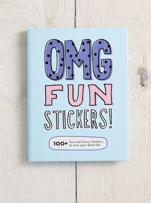 OMG Fun Stickers! - Altar'd State