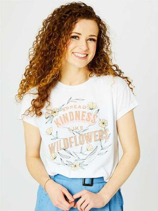 Spread Kindness Crop Top - Altar'd State